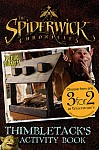 The Spiderwick chronicles. Timbletacks's Activity book (with stickers)