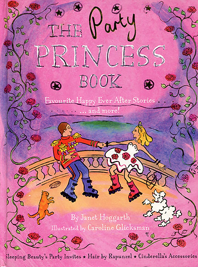 The Party Princess Book