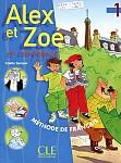 Alex et Zoé et compagnie 1 A1 Podręcznik + CD-ROM