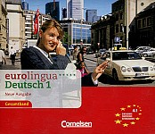 Eurolingua Deutsch Neu 1 CD