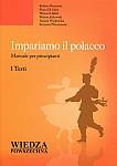 Impariamo il polacco tom 1 + tom 2 (BEZ PŁYT CD)