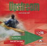 UPSTREAM Advanced Class Audio CDs  (set of 5)