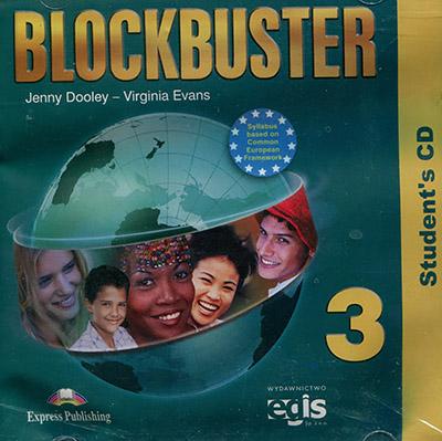 Blockbuster 3 Student's Audio CD