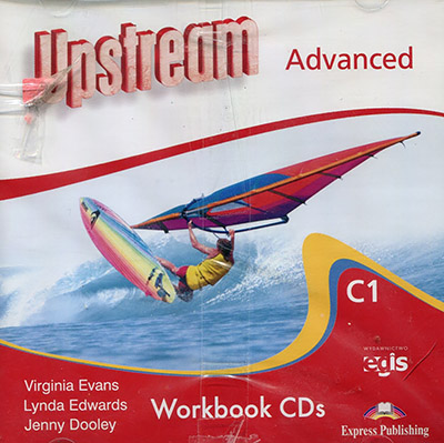 Upstream (New Edition) Advanced C1 Workbook Audio CDs (set of 3)